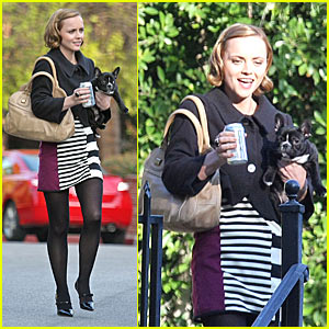 Christina Ricci in a Doggy Dog World