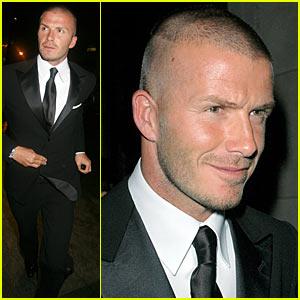 David Beckham Honors Soccer Legend Pele