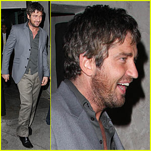 Puff the Magic Gerard Butler Dragon