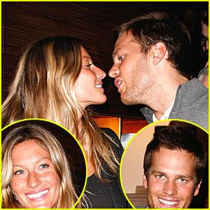 Gisele and Tom Brady: Get a Room!