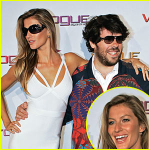 Gisele Bundchen's Vogue Sunglasses