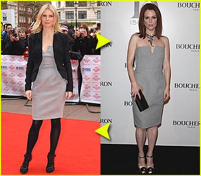 Fashion Faceoff: YSL Dress