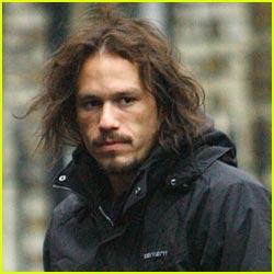Heath Ledger Fathered Love Child?