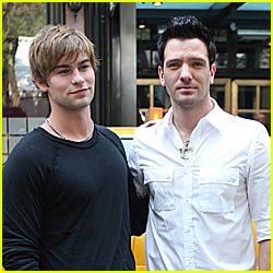 JC Chasez: I'm Not Dating Chace Crawford!