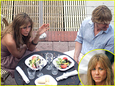 Jennifer Aniston & Me