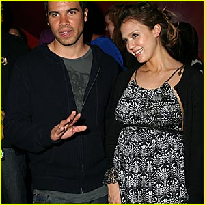 Jessica Alba and Baron the Birthday Boy