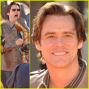 Jim Carrey Hears a Who