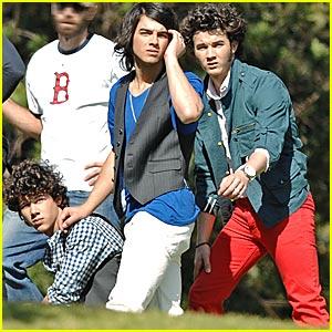 The Jonas Brothers Do Jimmy Kimmel