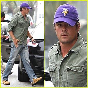 Josh Duhamel is a Minnesota Man