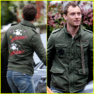 Jude Law: I Have a Dream -- Two of Them!