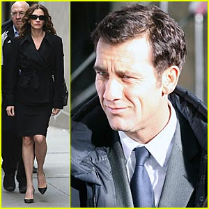 Clive Owen & Julia Roberts: On-Screen Chemistry?