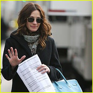 Julia Roberts Lives in 'Duplicity'