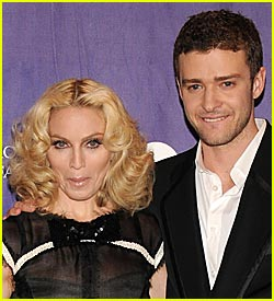 Madonna Pulled Justin Timberlake's Pants Down