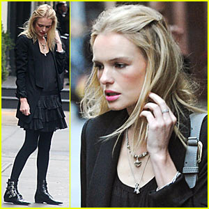 Kate Bosworth's Forgetful Love Scene
