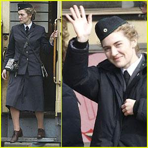 Kate Winslet is Hanna Schmitz