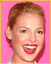 Katherine Heigl - Up Close and Personal