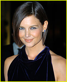 Katie Holmes For Armani -- Her First Fashion Line