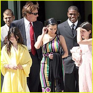 Kim Kardashian's Easter Sunday Service