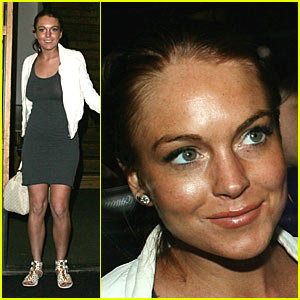 Lindsay Lohan: You're on Candid Camera!