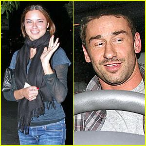 Marko Jaric is Adriana Lima's Boyfriend