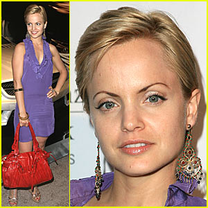 Mena Suvari is a Mercedes Benz Beauty