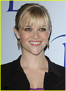 Reese Witherspoon is a Monster -- No, an Alien!