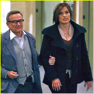 Robin Williams Guests on Law & Order: SVU