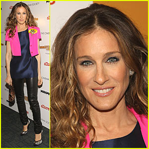 Sarah Jessica Parker - Smarts and the City