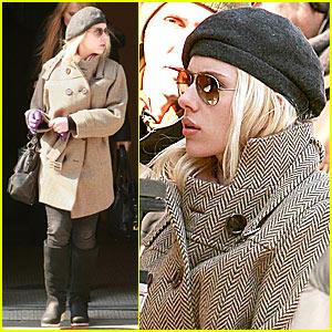 Scarlett Johansson: Call Me Director!
