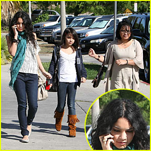 Vanessa Hudgens: We are Family