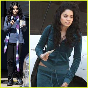 Vanessa Hudgens is a Velour Vixen