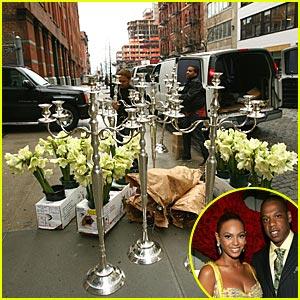 Beyonce Wedding Details