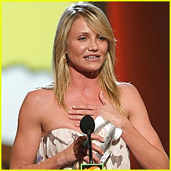 Cameron Diaz: Thanks For Your Support