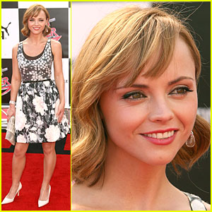 Christina Ricci - Speed Racer Premiere