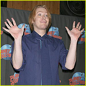Clay Aiken: Look Ma, No Hands!