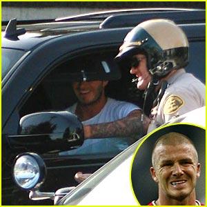 David Beckham: That's the Ticket!