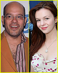Amber Tamblyn & David Cross are a Couple?!