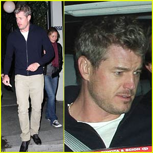 Eric Dane is Giddy for Gayheart