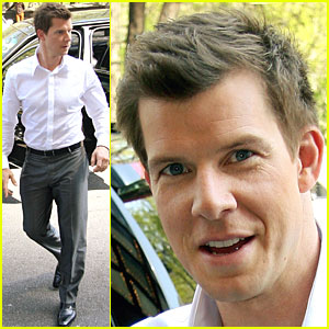 Ugly Betty's Eric Mabius Strikes a Pose