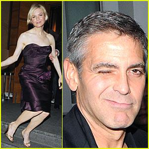 George Clooney: Wink, Wink!