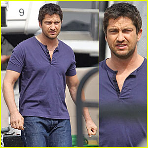 Gerard Butler Rears His Ugly Truth