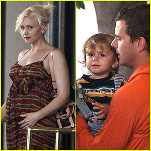 Gwen Stefani Has a Wanderlust-ing Husband