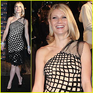 Gwyneth Paltrow is a Fish Stick