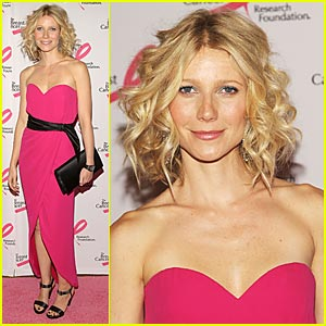 Gwyneth Paltrow's Hottest Pink Party