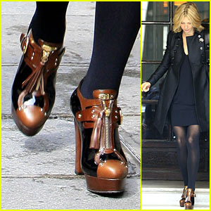 Gwyneth Paltrow -- Where Do You Get Your Shoes?
