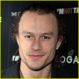 Heath Ledger -- New Joker Pics