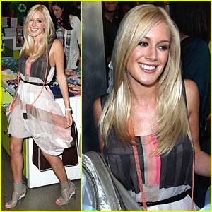 The Heidi Montag Collection Launches at Kitson