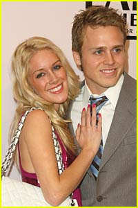 Heidi and Spencer Whited Out from White House