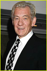 Sir Ian McKellen is Gushing To Be Gandalf