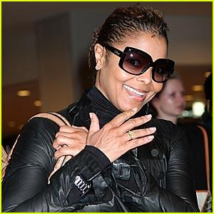 Janet Jackson Gains Discipline in Japan